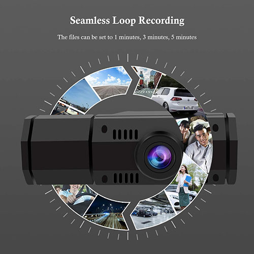 Accfly Dash Cam Review