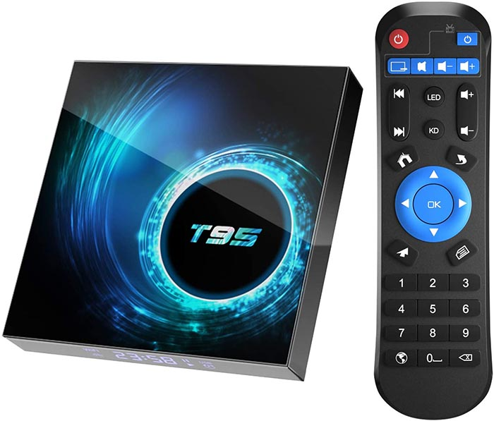 Sidiwen T95 Android Box Review